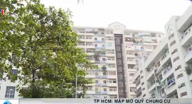 TP.HCM: Mập mờ quỹ chung cư