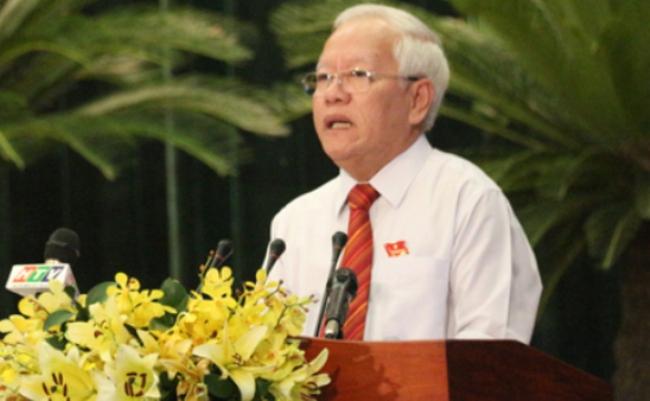 Chất vấn Chủ tịch UBND TP HCM