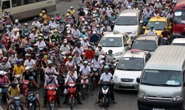 TP. HCM: Dừng kế hoạch thu phí đường bộ đối với xe máy