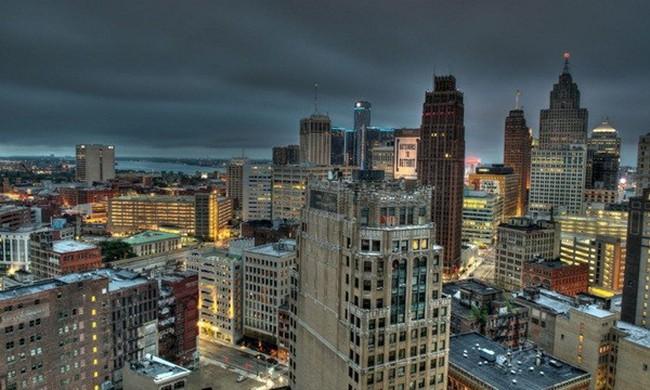 Vượt qua phá sản, Detroit lên kế hoạch gầy dựng lại thành phố