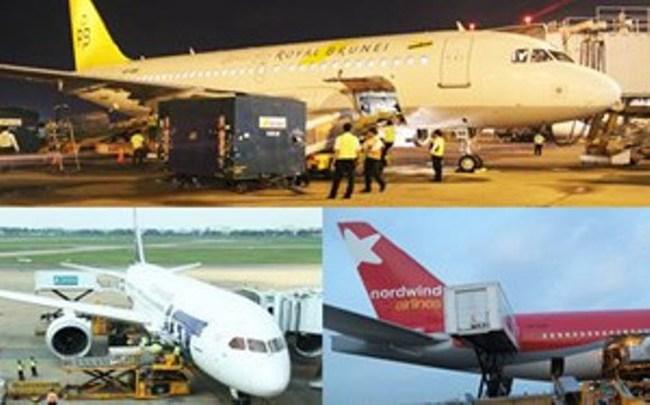Thêm 4 hãng hàng không khai thác đường bay đến Tân Sơn Nhất