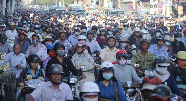 Dân số Việt Nam đạt 90,4 triệu người, TP.HCM có 7,95 triệu dân