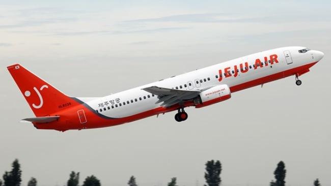 Jeju Air mở đường bay thẳng Hà Nội - Incheon (Hàn Quốc)