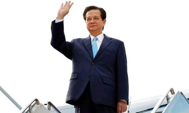 Thủ tướng tham dự Hội nghị Thượng đỉnh Tiểu vùng Mê Kông mở rộng lần thứ 5