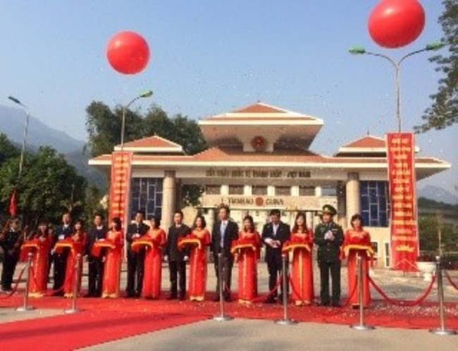 Chính thức nâng Thanh Thủy (Hà Giang) thành cửa khẩu quốc tế