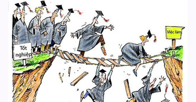 Lối thoát cho cử nhân thất nghiệp?