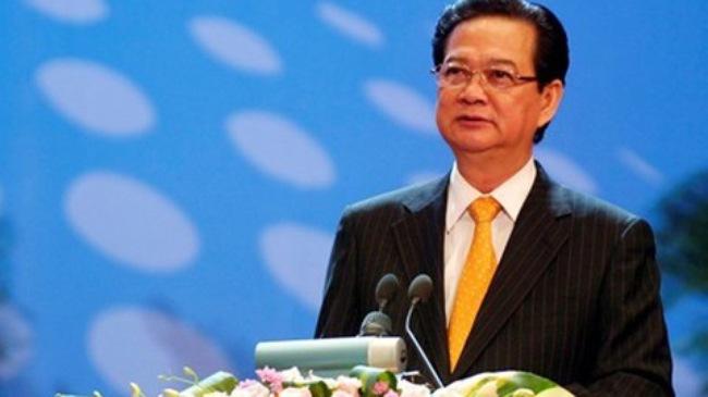Thủ tướng phát biểu tại Hội nghị Thượng đỉnh Tiểu vùng Mekong