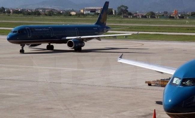 Năm 2014, ngành hàng không tăng 129 sự cố so với năm 2013