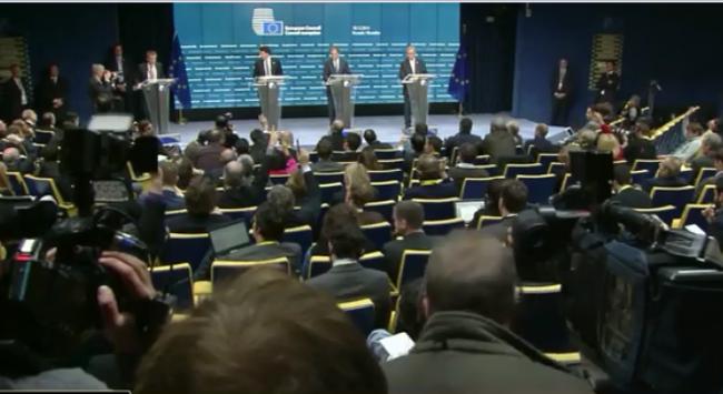 Lãnh đạo châu Âu thông qua gói đầu tư 21 tỷ euro