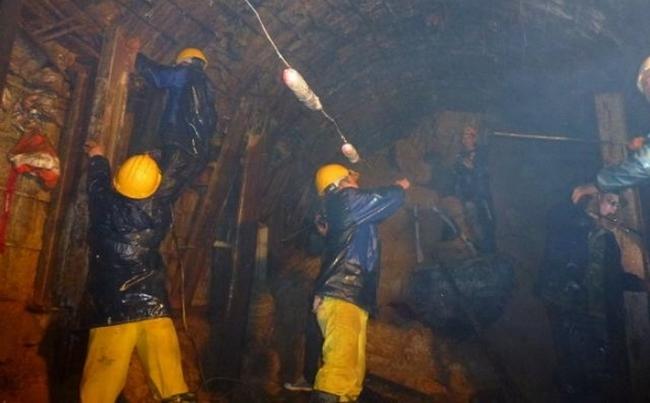 """""""Kết cấu của hầm thủy điện Đạ Dâng - Đạ Chomo có vấn đề"""""""