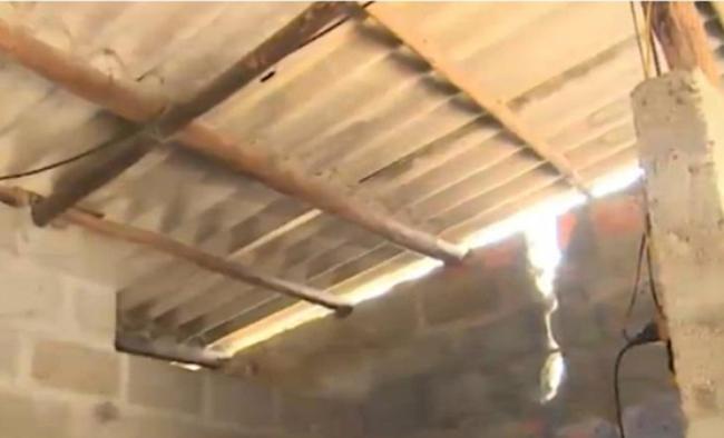 Huế: Chậm đền bù thi công Quốc lộ 1A gây nứt nhà dân