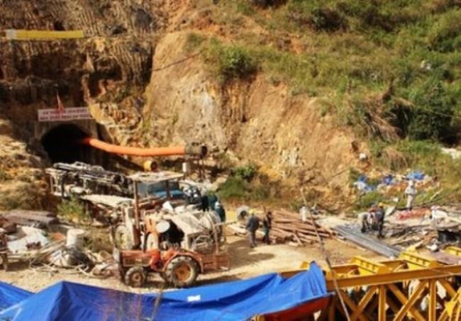 Thủy điện Đạ Dâng chưa được phép thi công lại