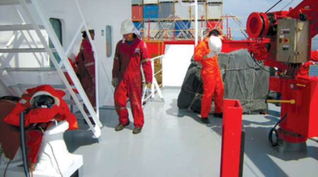 Chế độ lao động của thuyền viên tàu biển