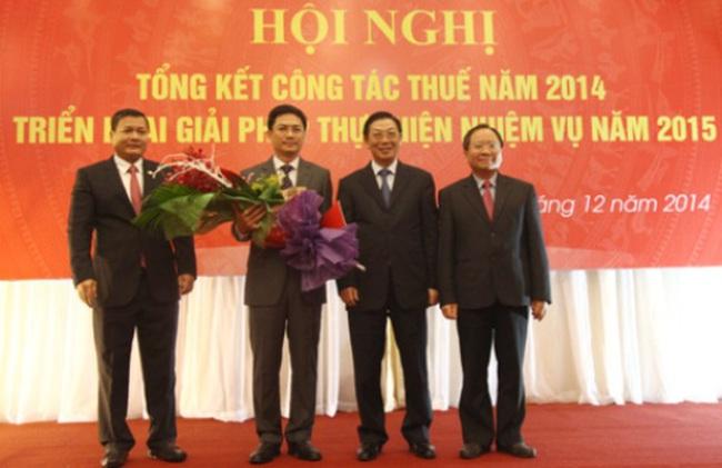 Bổ nhiệm ông Hà Minh Hải làm Cục trưởng Cục Thuế TP Hà Nội