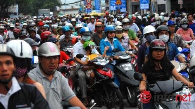 Thời sự 24h: Năm 2015 TP.HCM bắt đầu thu phí xe gắn máy
