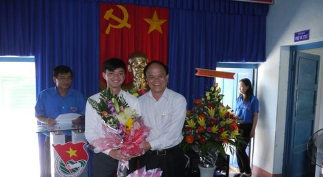Ông Nguyễn Minh Triết vào BCH Đảng bộ tỉnh Bình Định