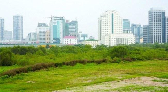 Hà Nội: Sẽ đấu giá quyền sử dụng đất 34 dự án