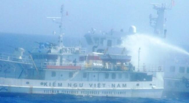 Cáo buộc tàu Việt Nam đâm tàu Trung Quốc không có cơ sở