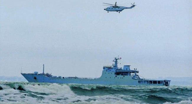 Quá trình Trung Quốc gây hấn ở Biển Đông từ 2009 đến nay