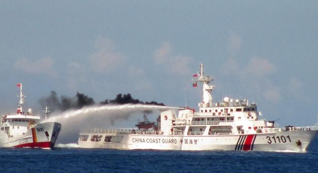 Cập nhật ngày 16/6: Máy bay Trung Quốc bay nhiều vòng quanh tàu Việt Nam