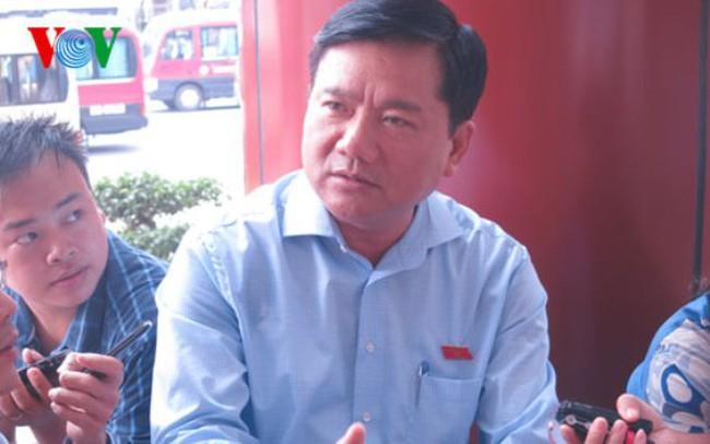 Bộ trưởng Đinh La Thăng chia sẻ việc thi tuyển Tổng cục trưởng