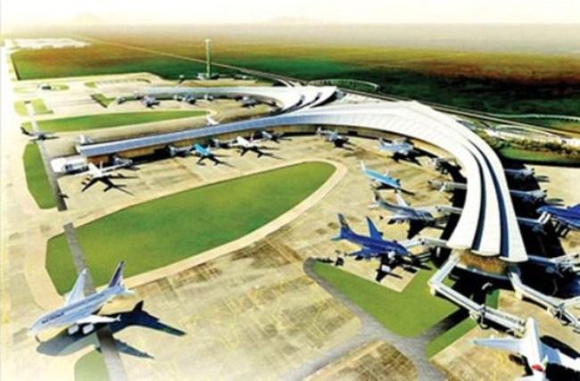 """Chưa đồng tình với quy mô dự án sân bay """"tỉ đô"""" Long Thành"""