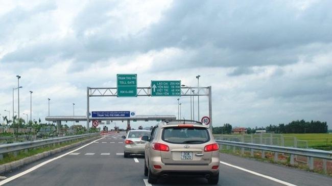 Hôm nay (21/9), thông xe tuyến cao tốc Nội Bài - Lào Cai