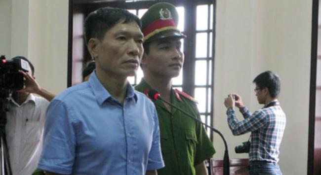 Dương Tự Trọng nhận 15 tháng tù về tội lợi dụng chức vụ