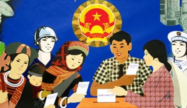 """""""Chưa nên cho phép tự vận động bầu cử tại Việt Nam"""""""