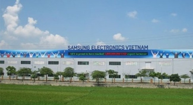 Tại sao Samsung đầu tư dự án tỷ đô vào Việt Nam?