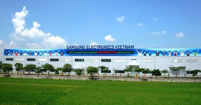 TP.HCM: Sẽ xem xét chế độ ưu đãi đầu tư cho Tập đoàn Samsung