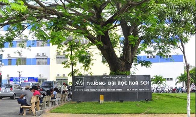 """""""Lùm xùm"""" tại Đại học Hoa Sen: Vẫn quyết """"thay máu"""" HĐQT"""