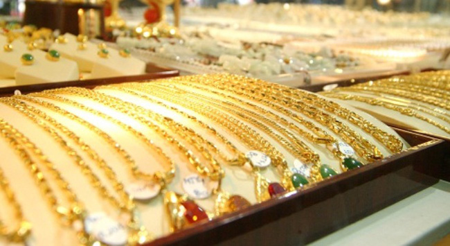 Cần Thơ: Thị trường vàng trầm lắng sau khi Thông tư 22 có hiệu lực