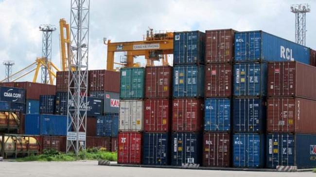 Cán cân thương mại 7 tháng đầu năm 2014 thặng dư 1,6 tỷ USD