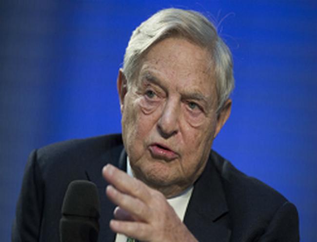 """""""Nhà trí thức"""" mang tên George Soros"""