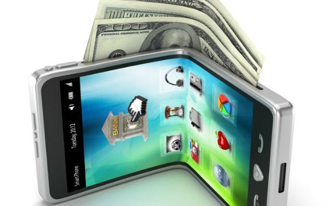 Gọi điện, nhắn tin, facebook và ... ví tiền