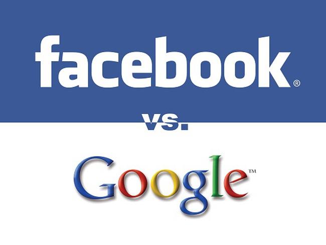 """Facebook tấn công """"đế chế"""" Google"""