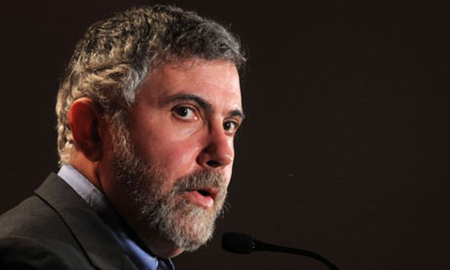 Paul Krugman: Thấy chưa!