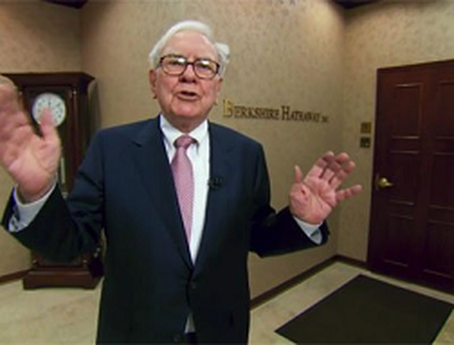 Warren Buffett lại làm bẽ mặt giới đầu cơ