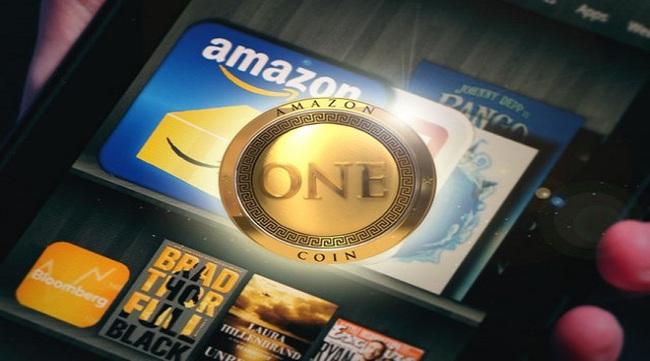 AMAZON COIN: Lạt mềm buộc khách hàng thật chặt