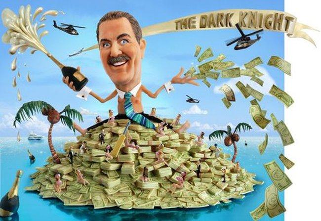 Sức hủy diệt của tội phạm tài chính