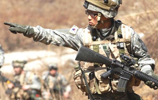Quân đội Mỹ sẽ do Hàn Quốc chỉ huy nếu Kim Jong Un tấn công