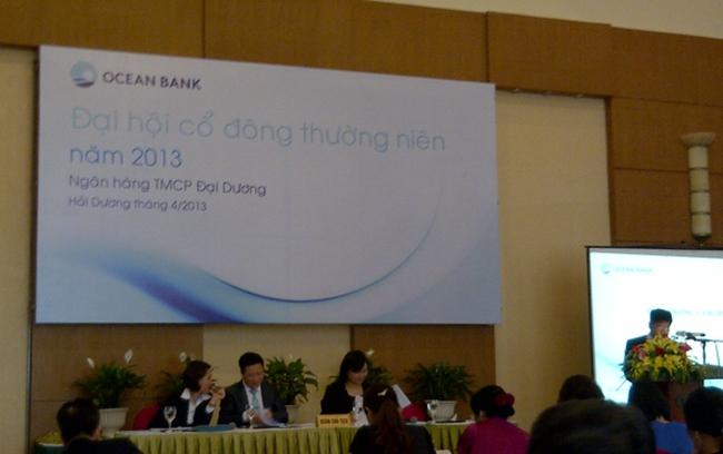 ĐHCĐ OceanBank: Ông Nguyễn Trí Hiếu được bầu làm thành viên HĐQT độc lập