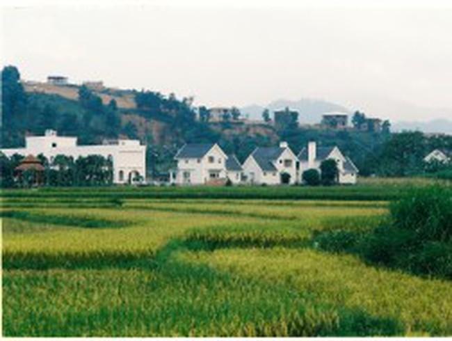 Archi Land Việt Nam mở bán 29 căn biệt đỉnh đồi tại Green Villas IV khu 3
