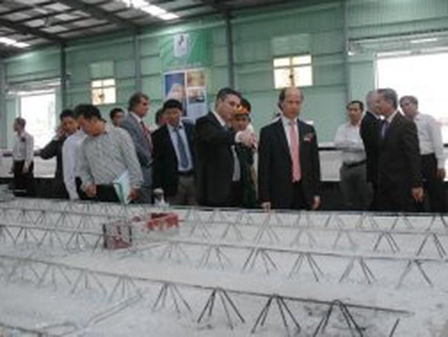 Úc tham gia thị trường vật liệu xây dựng Việt Nam