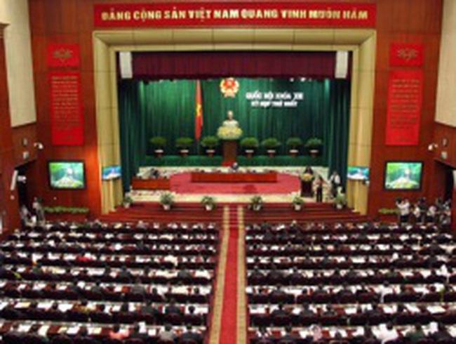 Sáng nay khai mạc kỳ họp thứ tư Quốc hội khóa XIII
