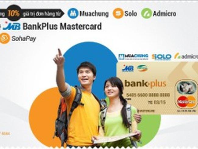Thỏa sức mua sắm với chương trình khuyến mại của SohaPay và MB Bank