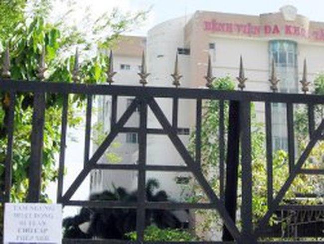 Bệnh viện đóng cửa, thiết bị hàng trăm tỷ đồng 'trùm mền'