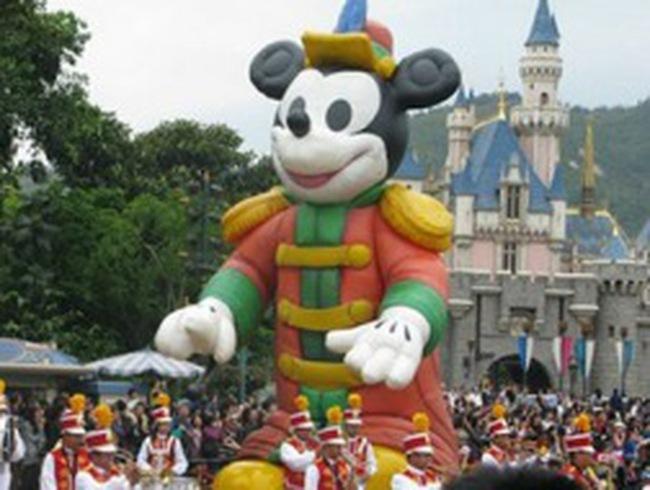 Hà Nội tính chuyện xây Disneyland ở Sóc Sơn