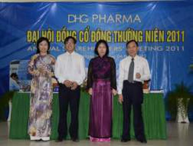 DHG Pharma: Ước vọng vươn tầm